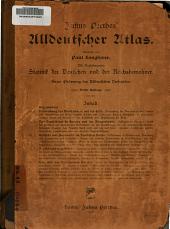 Justus Perthes' Alldeutscher atlas