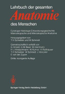 Lehrbuch der gesamten Anatomie des Menschen PDF