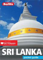 Berlitz Pocket Guide Sri Lanka  Travel Guide eBook  PDF