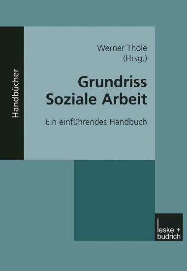 Grundriss Soziale Arbeit PDF