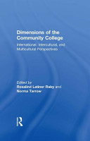 Dimensions of the Community College PDF
