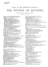 Review of Reviews and World's Work: Volume 15