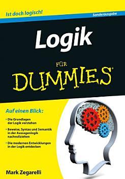 Logik Kompakt F  r Dummies PDF