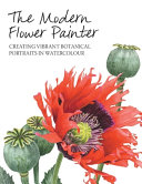 The Modern Flower Painter Creating Vibrant Botanical Portraits in Watercolour