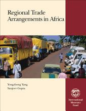 Regional Trade Arrangements in Africa