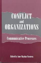 Conflict And Organizations Book PDF