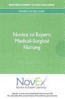 Novice to Expert Medical Surgical Nursing 1 Printed Access Card PDF