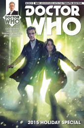 Doctor Who: The Twelfth Doctor #16: Relative Dimensions