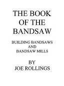 The Book of the Bandsaw