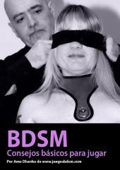 BDSM - Consejos básicos para jugar en pareja