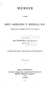 Memoir of the Rev. Gregory T. Bedell: Part 4
