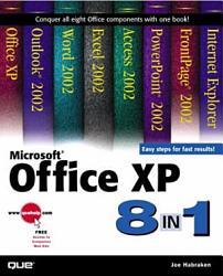 Microsoft Office Xp 8 In 1 Book PDF