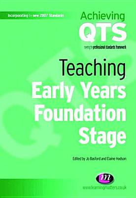 Teaching Early Years Foundation Stage PDF