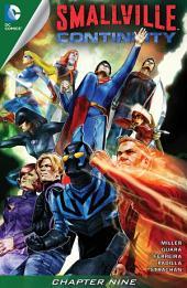 Smallville: Continuity (2014-) #9