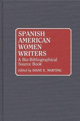 Spanish American Women Writers PDF