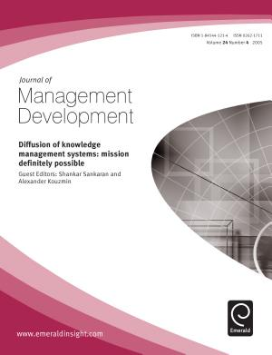 Diffusion Of Knowledge Management Systems