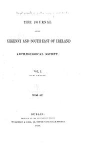 Journal of the Royal Society of Antiquaries of Ireland: Volume 1