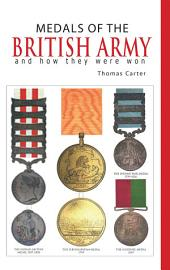 Medals of the British Army and how they were won