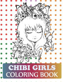 Chibi Girls Coloring Book
