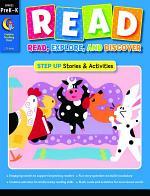 READ: Step Up, PreK–K, eBook