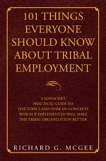 101 Things Everyone Should Know About Tribal Employment