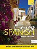 Enjoy Spanish Intermediate to Upper Intermediate Course PDF
