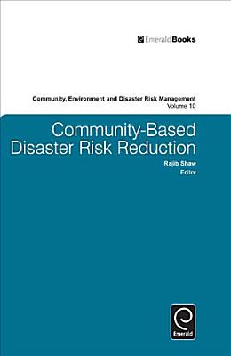 Community Based Disaster Risk Reduction