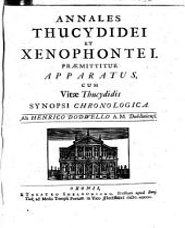 Annales Thucydidei et Xenophontei