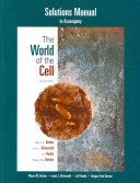 Student Solutions Manual for the World of the Cell PDF