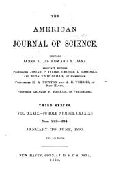 The American Journal of Science: Volume 139
