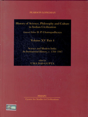History of Science  Philosophy and Culture in Indian Civilization  pt  1  Science  technology  imperialism and war PDF