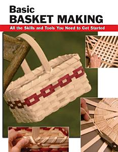 Basic Basket Making Book
