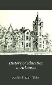 History of Education in Arkansas
