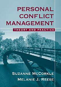 Personal Conflict Management Book
