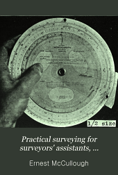 Practical Surveying for Surveyors' Assistants, Vocational, and High Schools
