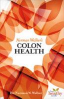 Norman Walker s Colon Health PDF