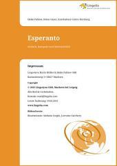 Esperanto: einfach, kompakt und übersichtlich