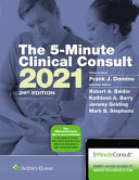 5 Minute Clinical Consult 2021 PDF