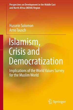 Islamism  Crisis and Democratization PDF