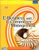 E Business And E Commerce Management  3 E PDF