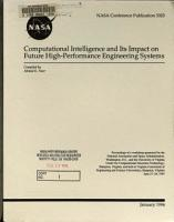 Computational Intelligence and Its Impact on Future High performance Engineering Systems PDF
