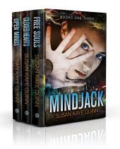 Mindjack Box Set (Books One-Three)