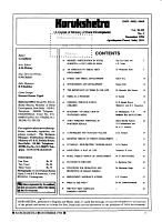 Kurukshetra PDF