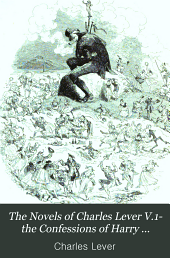 """The Novels of Charles Lever: Tom Burke of """"Ours"""""""