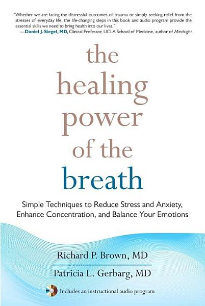Download The Healing Power of the Breath Book