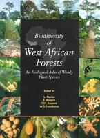 Biodiversity of West African Forests PDF