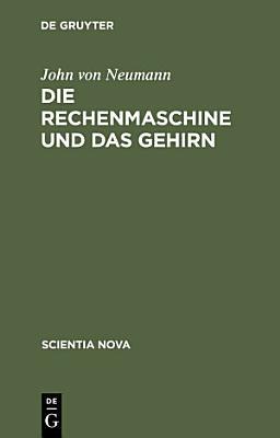 Die Rechenmaschine und das Gehirn PDF