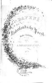 Daphné: tweemaandelijksch tijdschrift voor Nederlandsche poëzij, Volume 5