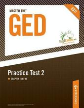 Master the GED: Practice Test 2: Chapter 15 of 16, Edition 25