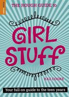 The Rough Guide To Girl Stuff PDF